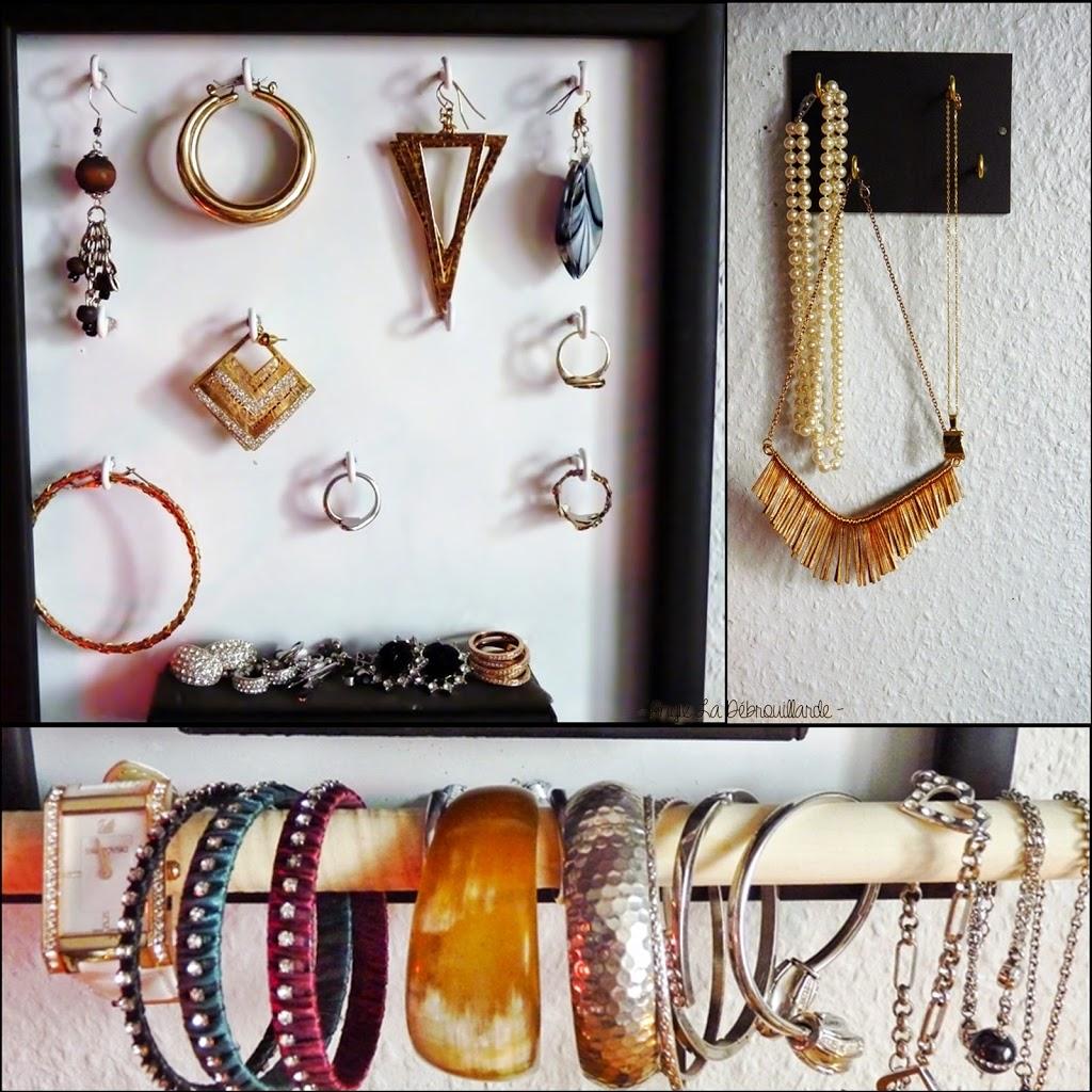 Comment ranger ses bijoux - DIY - Deco - Bon Plan