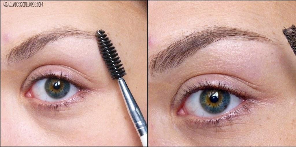 Tuto maquillage Sourcils - Naturel