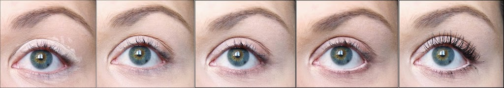 Tuto Maquillage léger et lumineux - yeux
