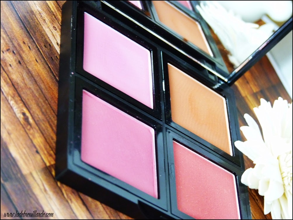 Revue Makeup Palette Blush ELF Light
