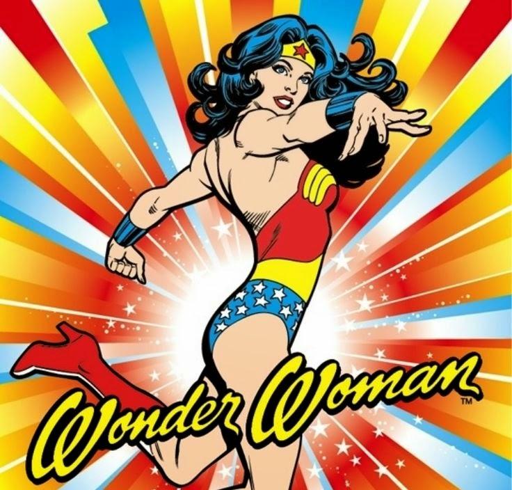 Journée de la Femme Wonder woman du 21ème siècle