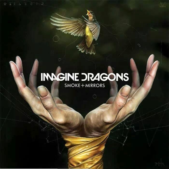 Favoris de Mars - Musique - Imagine Dragon Smoke + Mirrors
