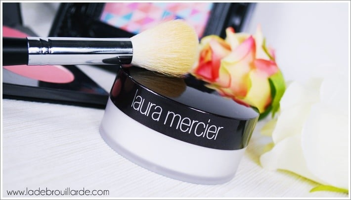 Invisible loose laura mercier revue