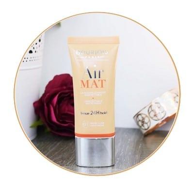 palette maquillage naturel