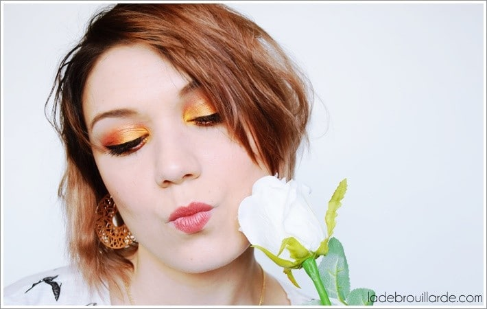 Maquillage printemps été