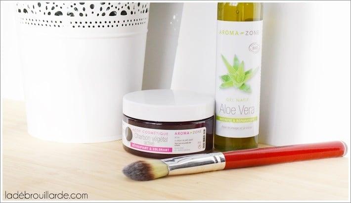 Le masque d tox pour une peau qui respire la d brouillarde for Peinture qui masque les imperfections