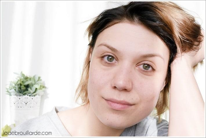 sans maquillage