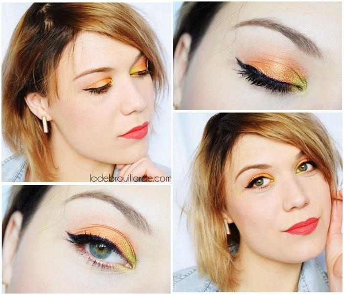 Maquillage Nabla make up