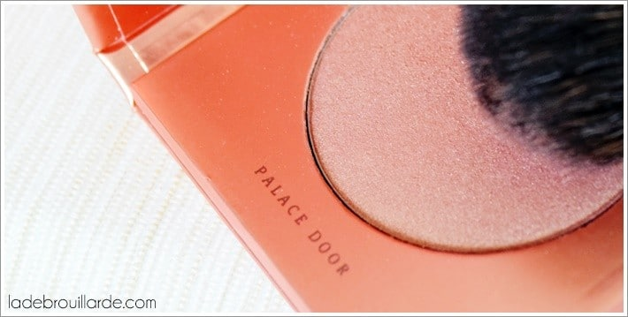 Palette blush bronzer enlumineur zoeva