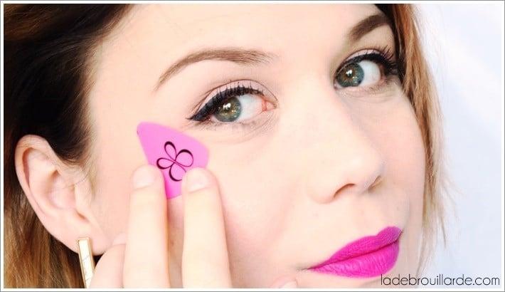 Avoir un bel eye liner Liner designer beautyblender