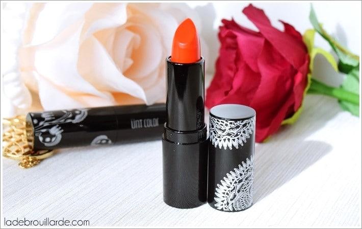 Craze Oriental Poppy Ünt rouge à lèvre