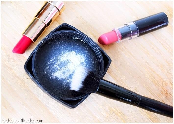 astuce maquillage rouge à lèvre