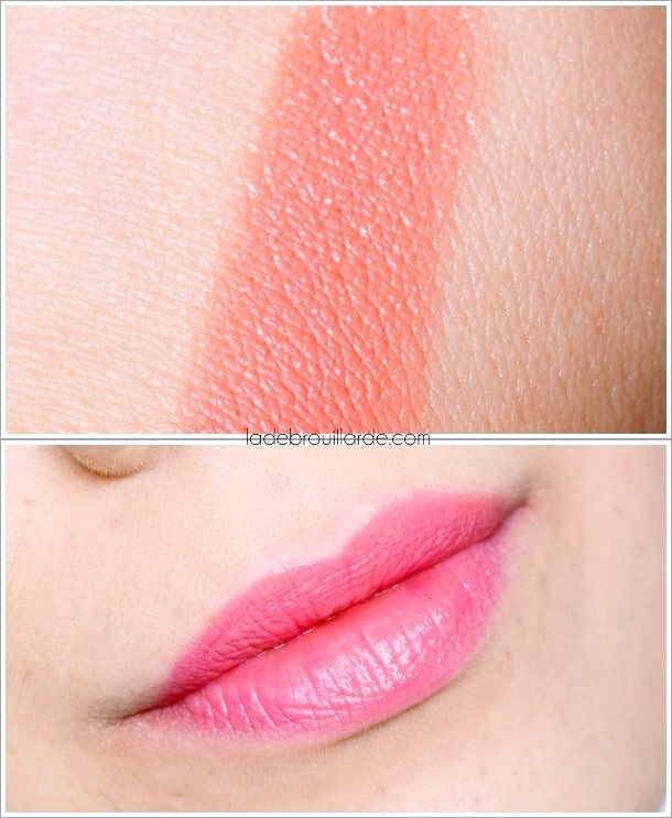 swatch dolly pink rouge a levre ünt craze