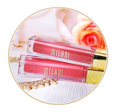 Amor matte lipstick Milani revue