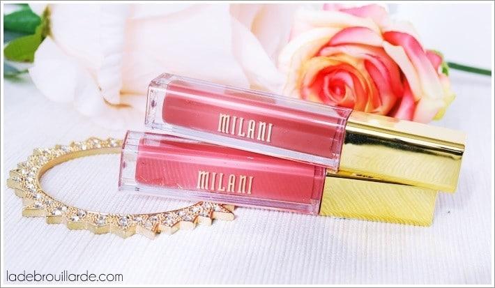 Encre à lèvre Milani Matte