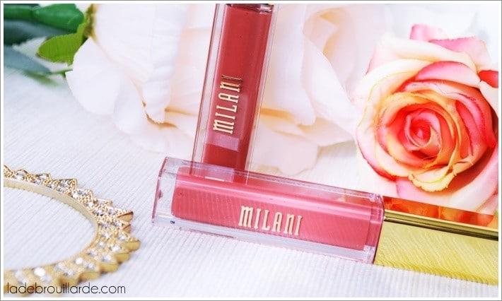 Amor Matte de Milani revue
