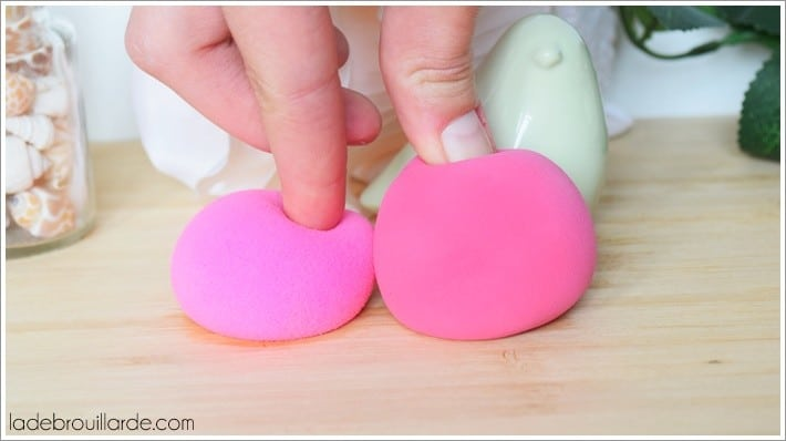 Epong emaquillage beautyblender original
