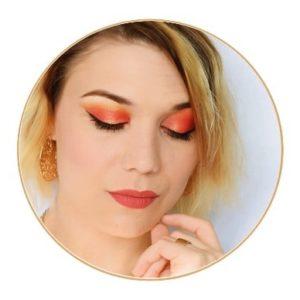 Maquillage Corail Monday Shadow Challenge
