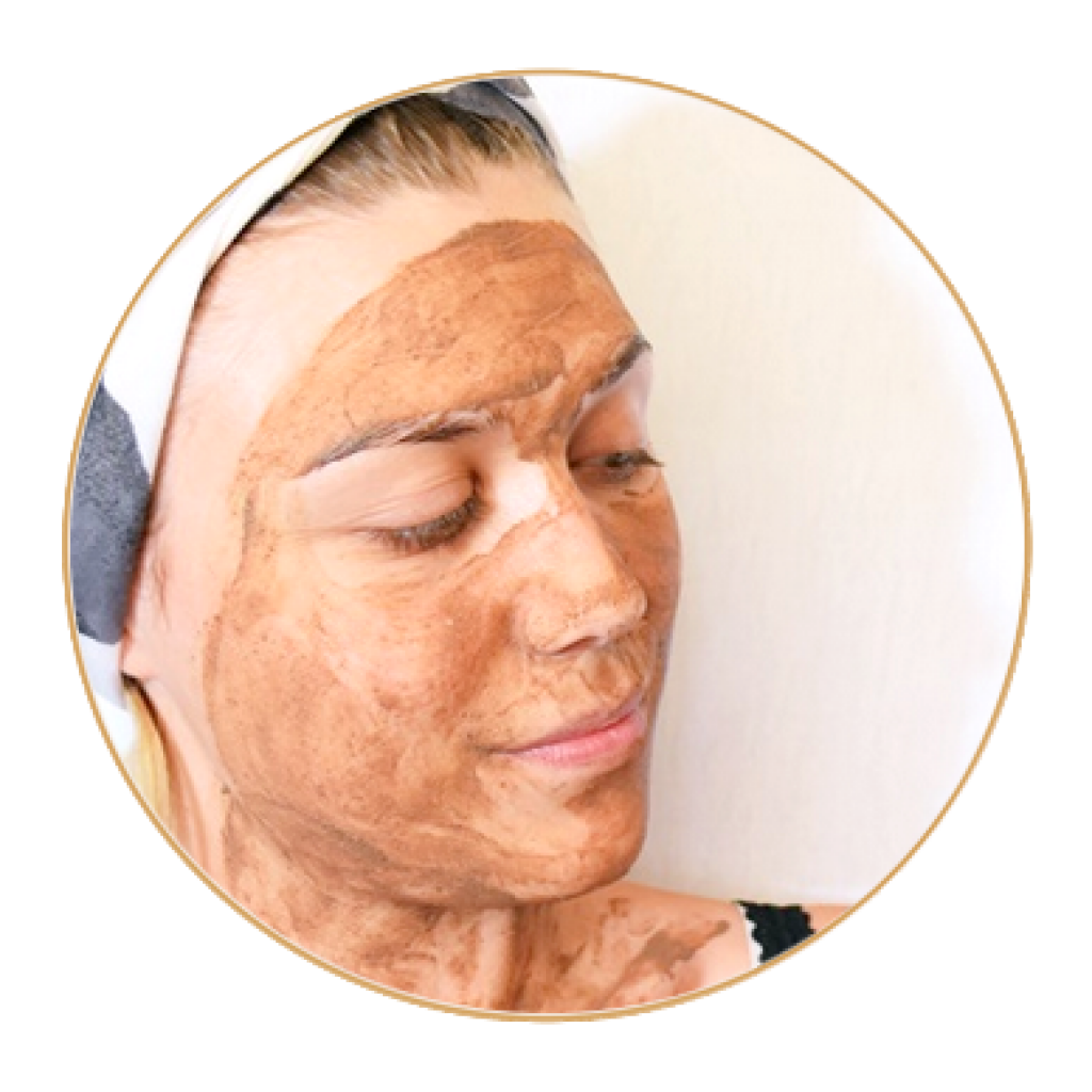 Nettoyage visage rhassoul ghassoul