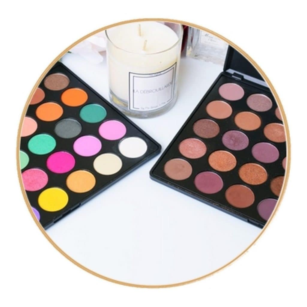 avis morphe palette maquillage
