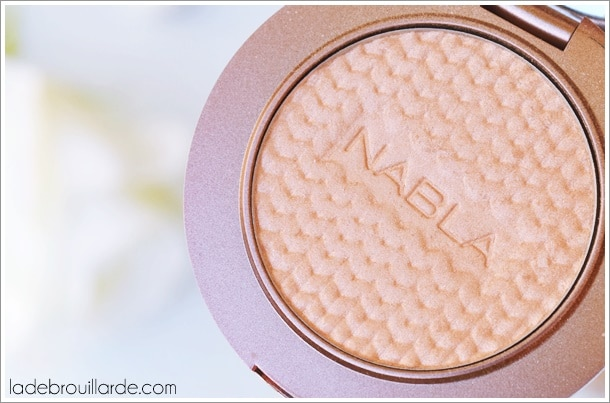 shade and glow nabla make up vegan baby glow