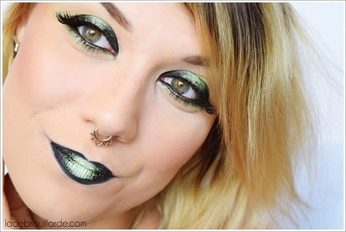 eye liner artistique maquillage soirée