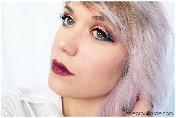 tutoriel maquillage smoky eye facile