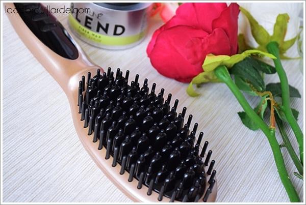 Hairliss brosse lissante efficace