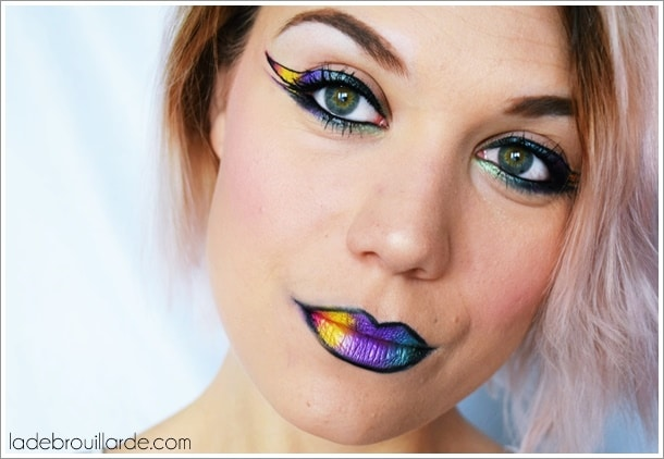 maquillage-arc-en-ciel