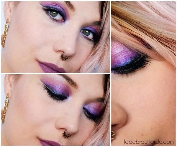 maquillage-eye-liner-violet