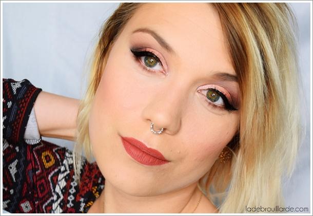 tutoriel maquillage tous les jours