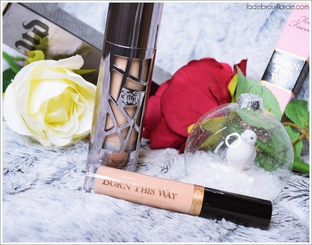 première impression all nighter urban decay born this way too faced