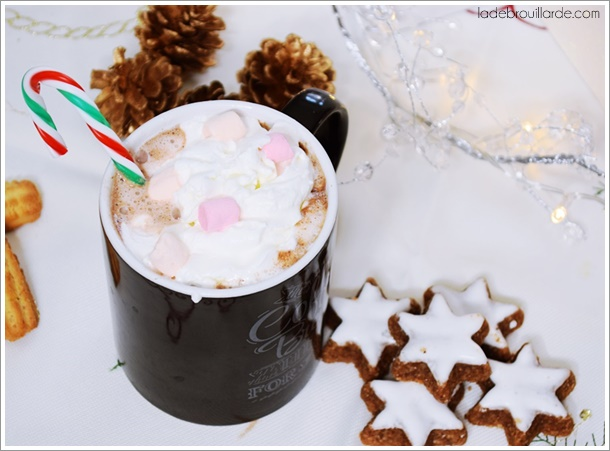 recette chocolat chaud aux épices hiver