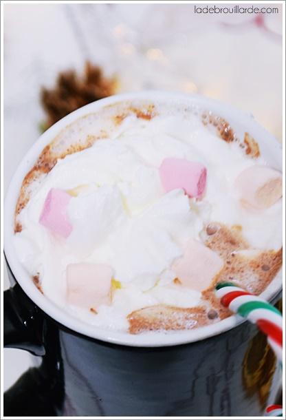 chocolat chaud épices