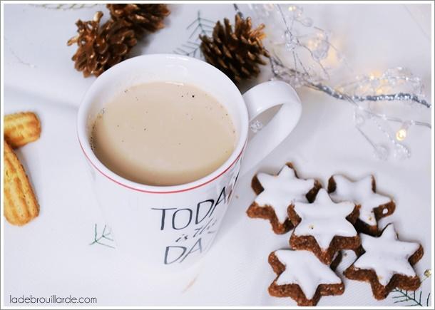 recette chai tea latte noel hiver