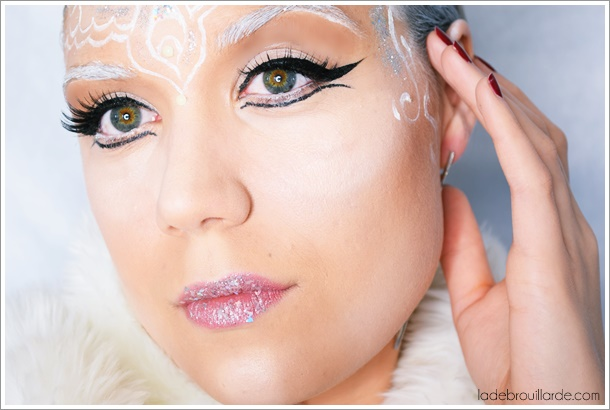 make up artist snow Elves