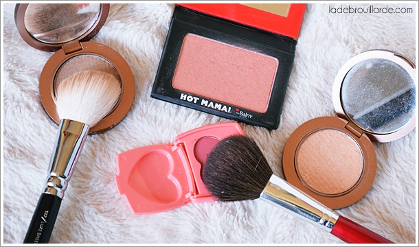 Comment utiliser du blush