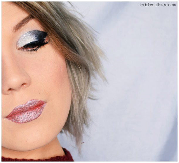 tutoriel-make-up-eye-liner-cat-eye-glitter-paillette
