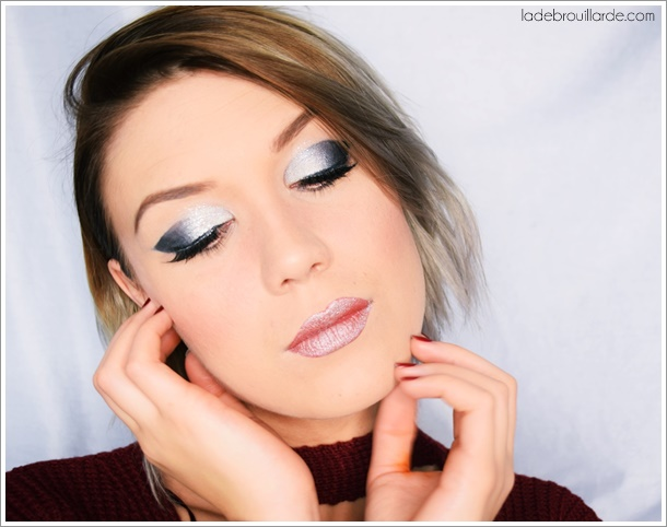 tutoriel-maquillage-noel-paillette-argente