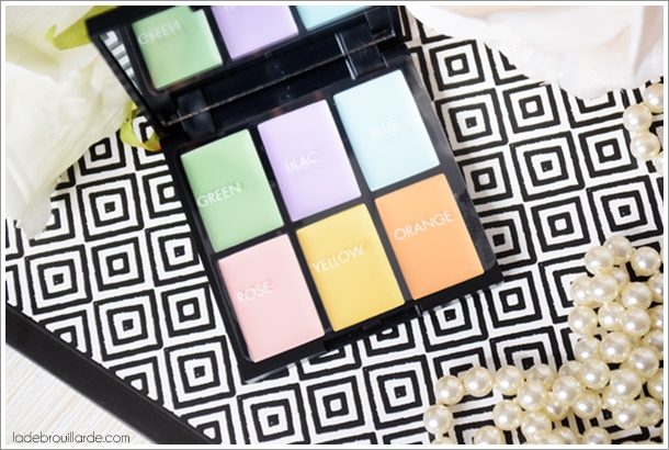 Colour Corrector Sleek MakeUP