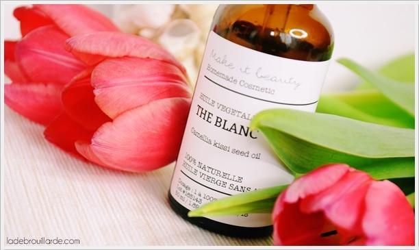 huile végétale acné bouton
