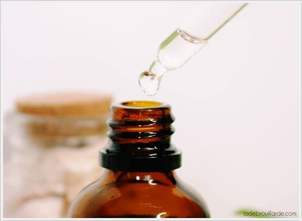 huile de thé blanc vegetale tous type de peau