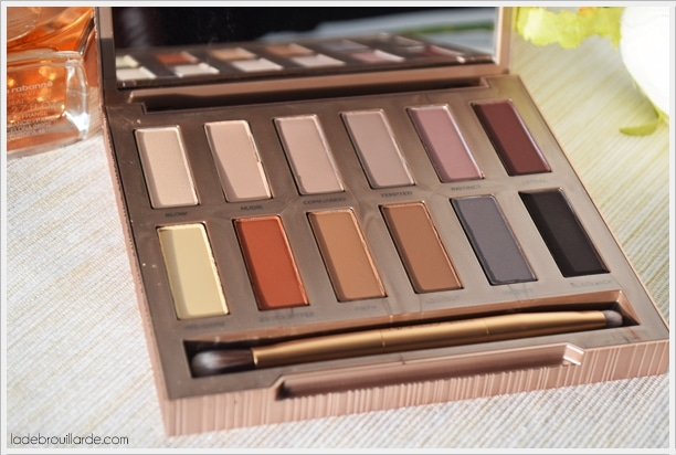 avis palette urban decay naked ultimate basics