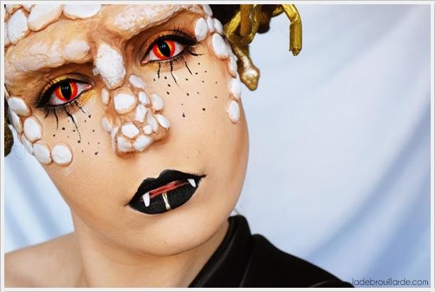make up medusa