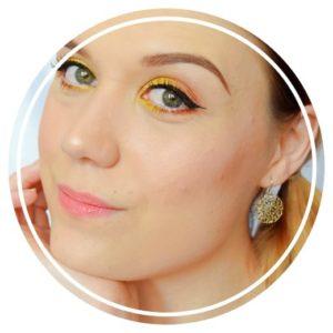 miniature blog maquillage jaune