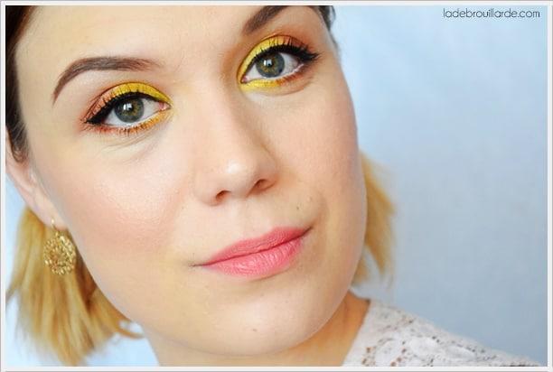 tutoriel maquillage printemps facile tous les jours