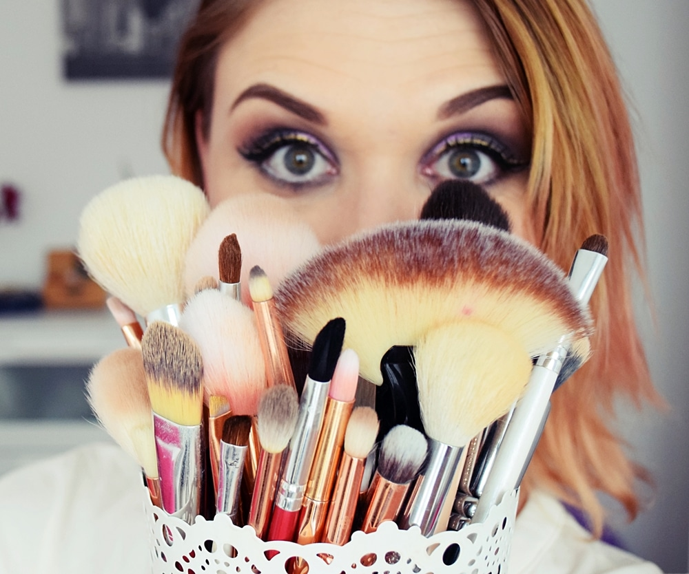 pinceau maquillage pas cher