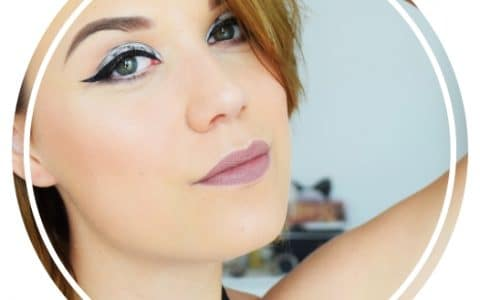 tutoriel maquillage soirée marble
