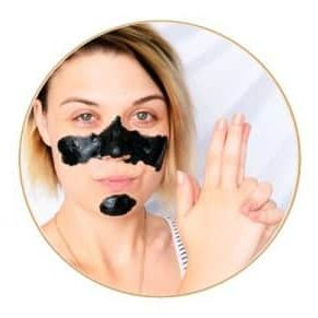 masque point noir maison ultra efficace