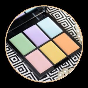 revue palette correctrice sleek